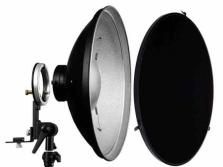 Flash Bracket Beauty Dish
